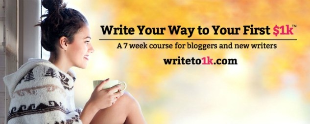 Write Your Way To 1k: Freelance Writing Course