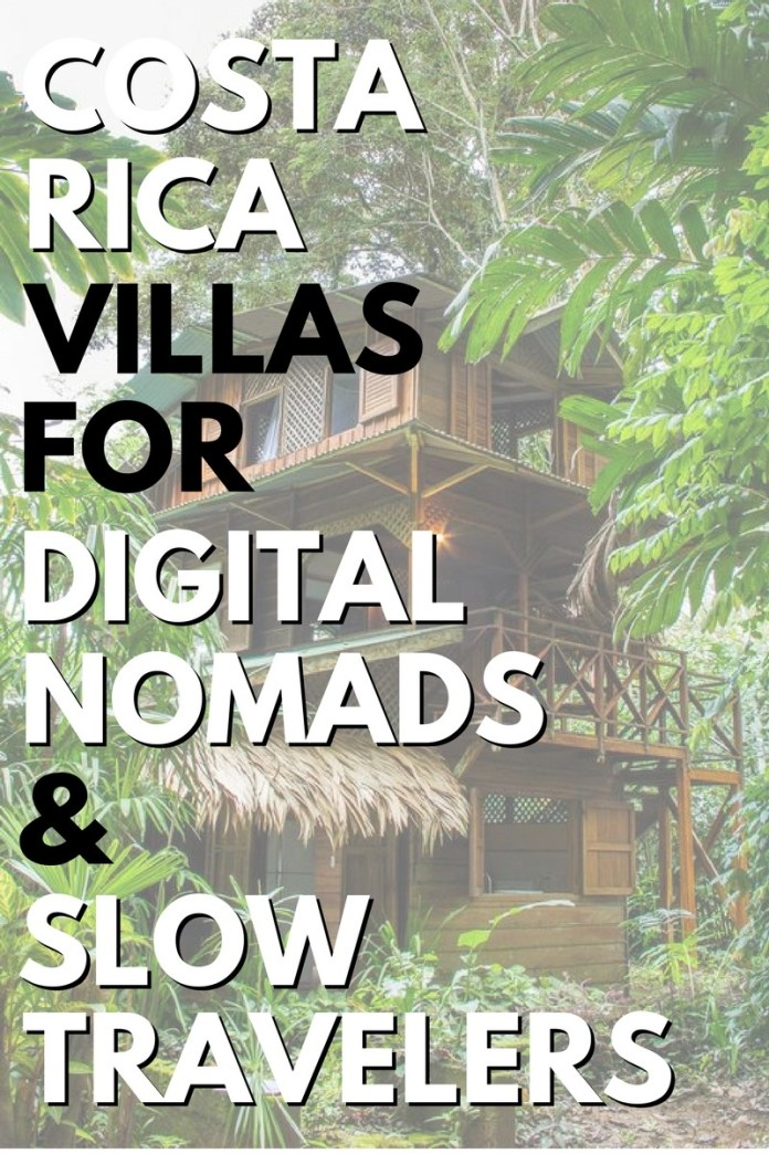 Planning to live & work from paradise for a while? Keen on Costa Rica? These long stay Costa Rica villas are some of your best accommodation options... (click through to read)