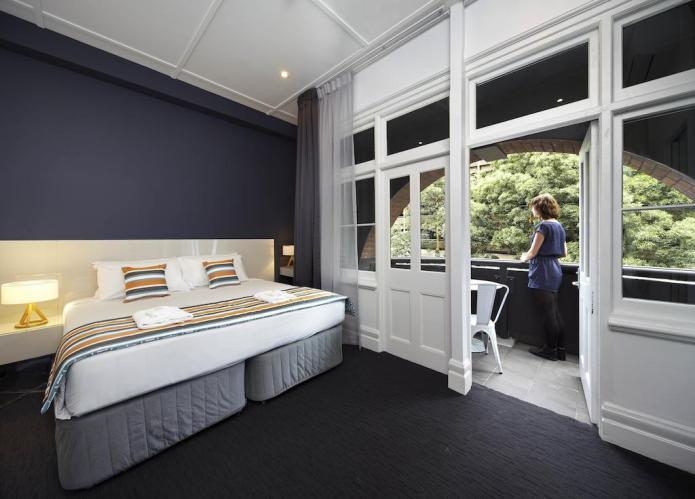 Cheap hotels in Sydney - Central Station Hotel