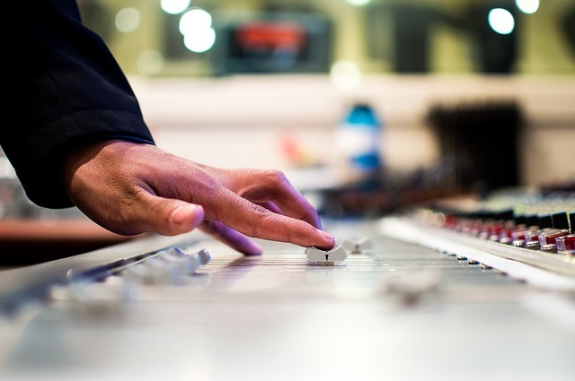 Best travel jobs - Music Producer