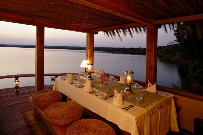 Treehouse hotels: Tongabezi Lodge Zambia