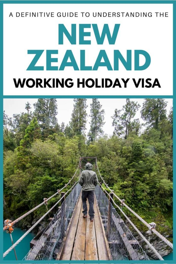 The definitive guide to the New Zealand Working Holiday Visa. How to apply and what you need to know once you're in the country! Click through to read now...