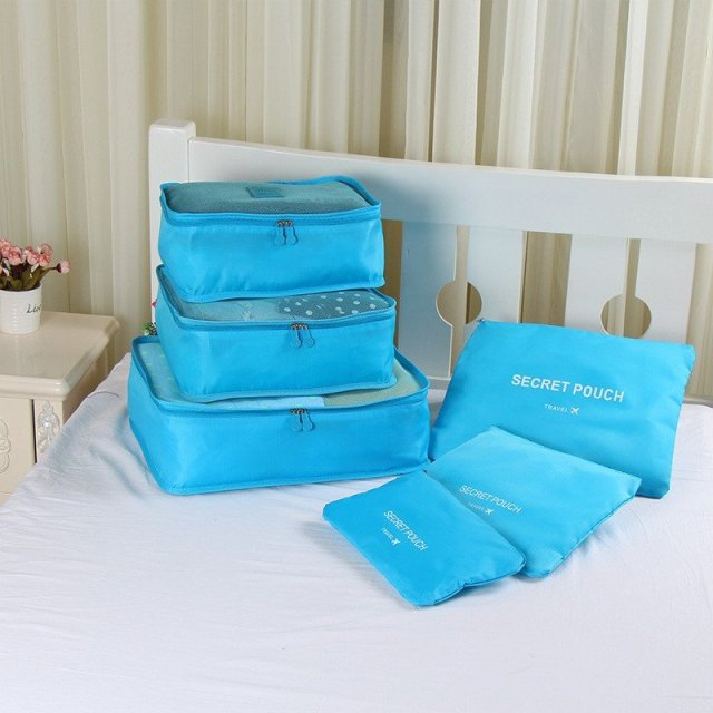 International Travel Packing Cubes - Summer Travel Gifts For Female Travelers