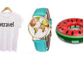 From cute tee's and world map watches to packing cubes and travel journals, check out our ultimate list of 50 summer travel gifts for female travelers! Click through to get scrolling...
