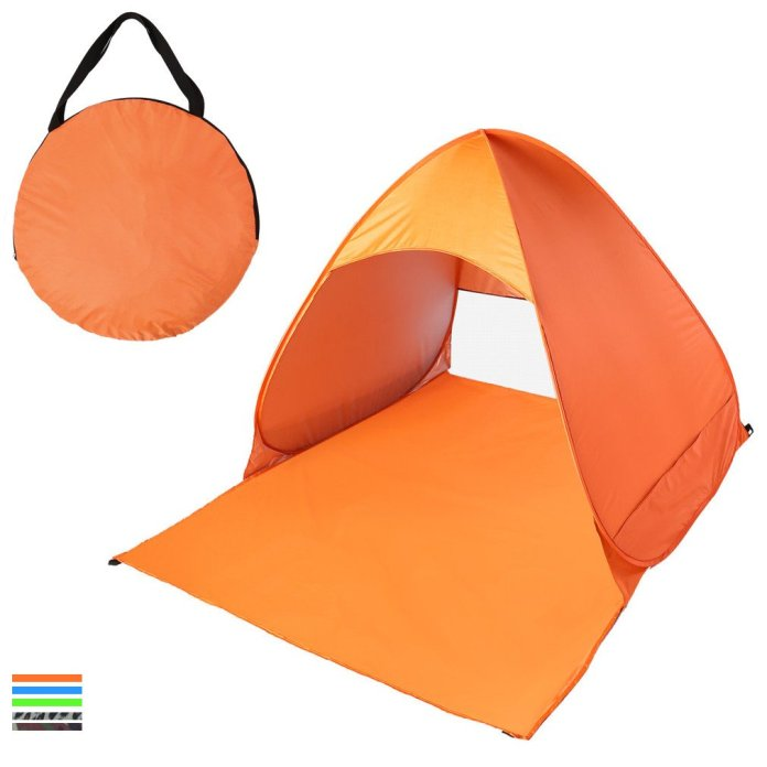 Sunny Popup Instant Tent - Summer Travel Gifts For Female Travelers
