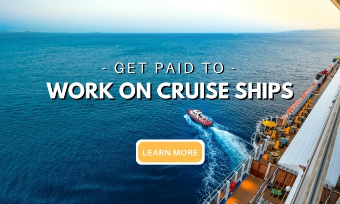 Get Paid To Work On Cruise Ships Guide - Top Travel Job Courses Which Will Teach You How To Work From Anywhere