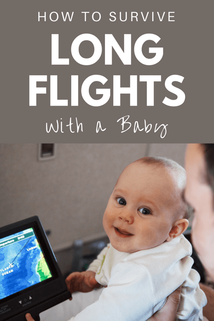 Planning on a trip with your baby that requires a long-haul flight? Then worry not! We have the perfect tips on how to survive a long flight with a baby.