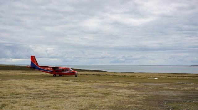 plane, Falkland Islands