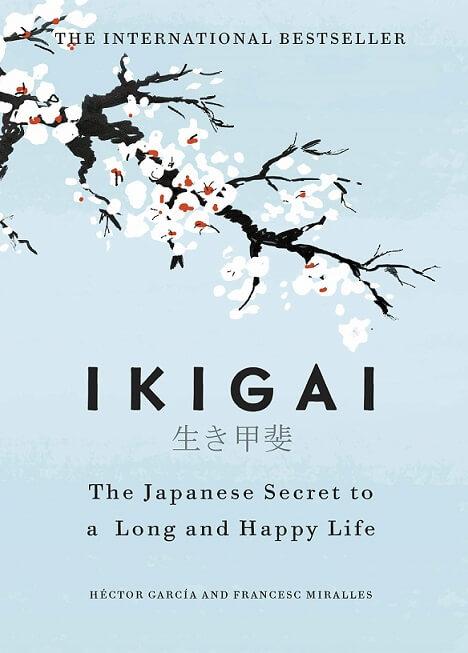 IKIGAI Self Help Book