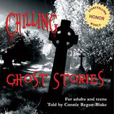 Awards, Connie's award-winning recording, Chilling Ghost Stories