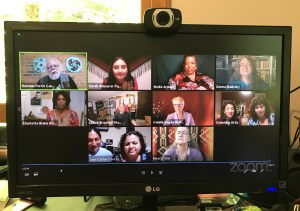 VIRTUAL - Continuing Taking Your Story to the Virtual Stage: an Online Workshop @ Zoom