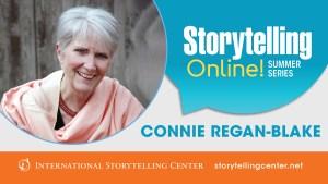 Virtual - International Storytelling Center Summer Series @ International Storytelling Center Website