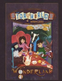Final Wonderland Cover