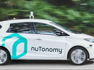 Будущее стало на шаг ближе - первые в мире беспилотные такси