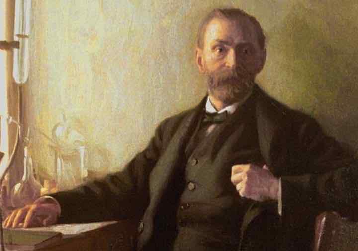 Альфред Нобель
