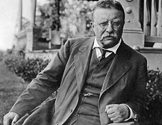 Самая главная формула успеха — знание, как обращаться с людьми. Теодор Рузвельт