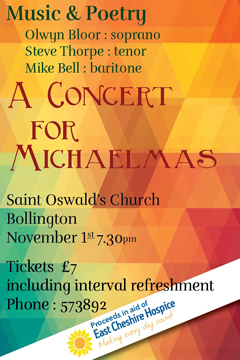 A Concert for Michaelmas