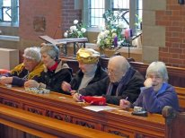 """The wise men and women at the """"Epiphany Experience"""""""