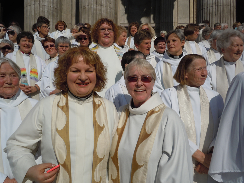 20 years of Women Priests!