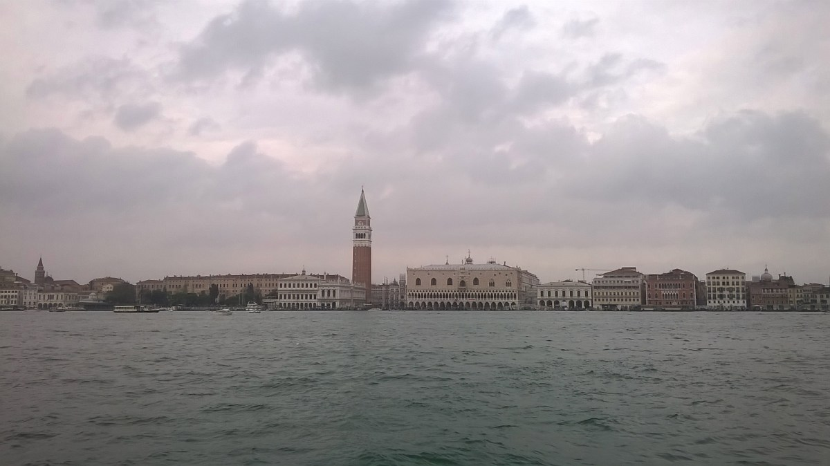 Holiday in Venice 2014