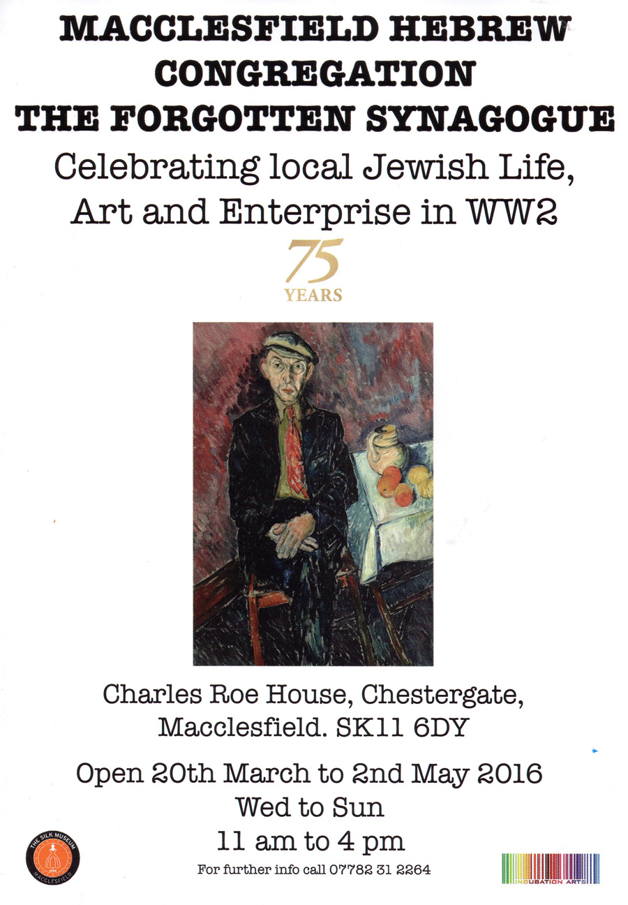 Jewish life in Macclesfield in WW2