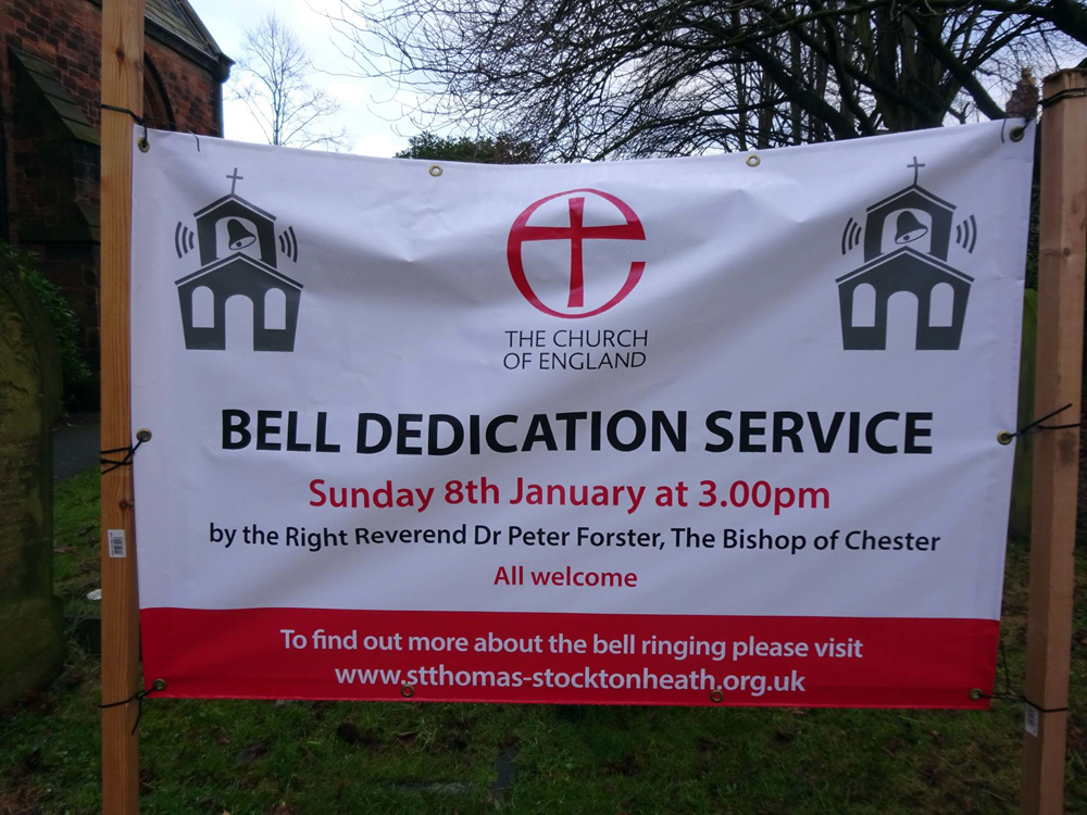St John's Bells Ring Out Again!