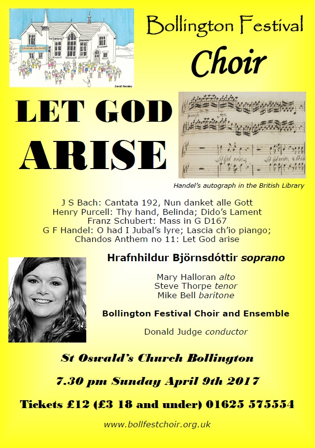 Concert at St Oswalds