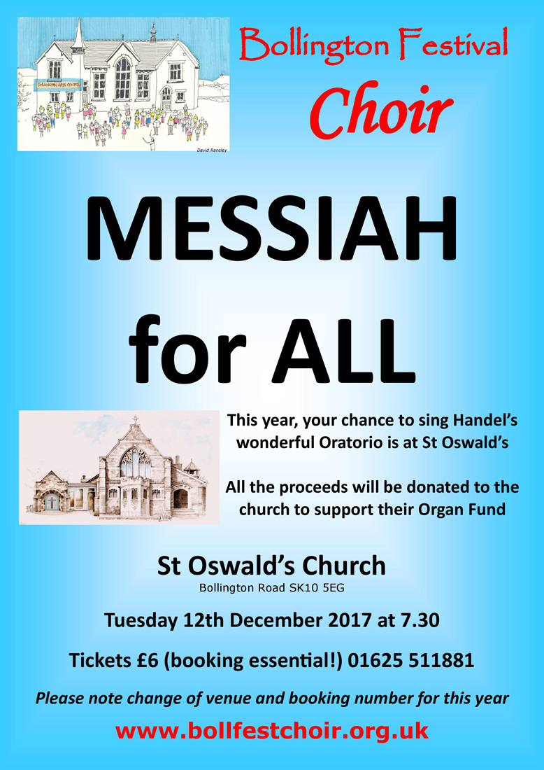 Coming up – Messiah for All