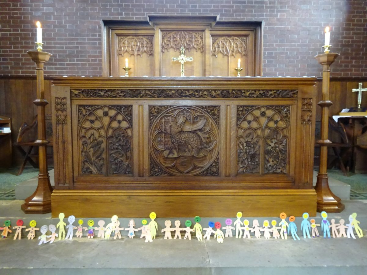 What's on at St Oswald's