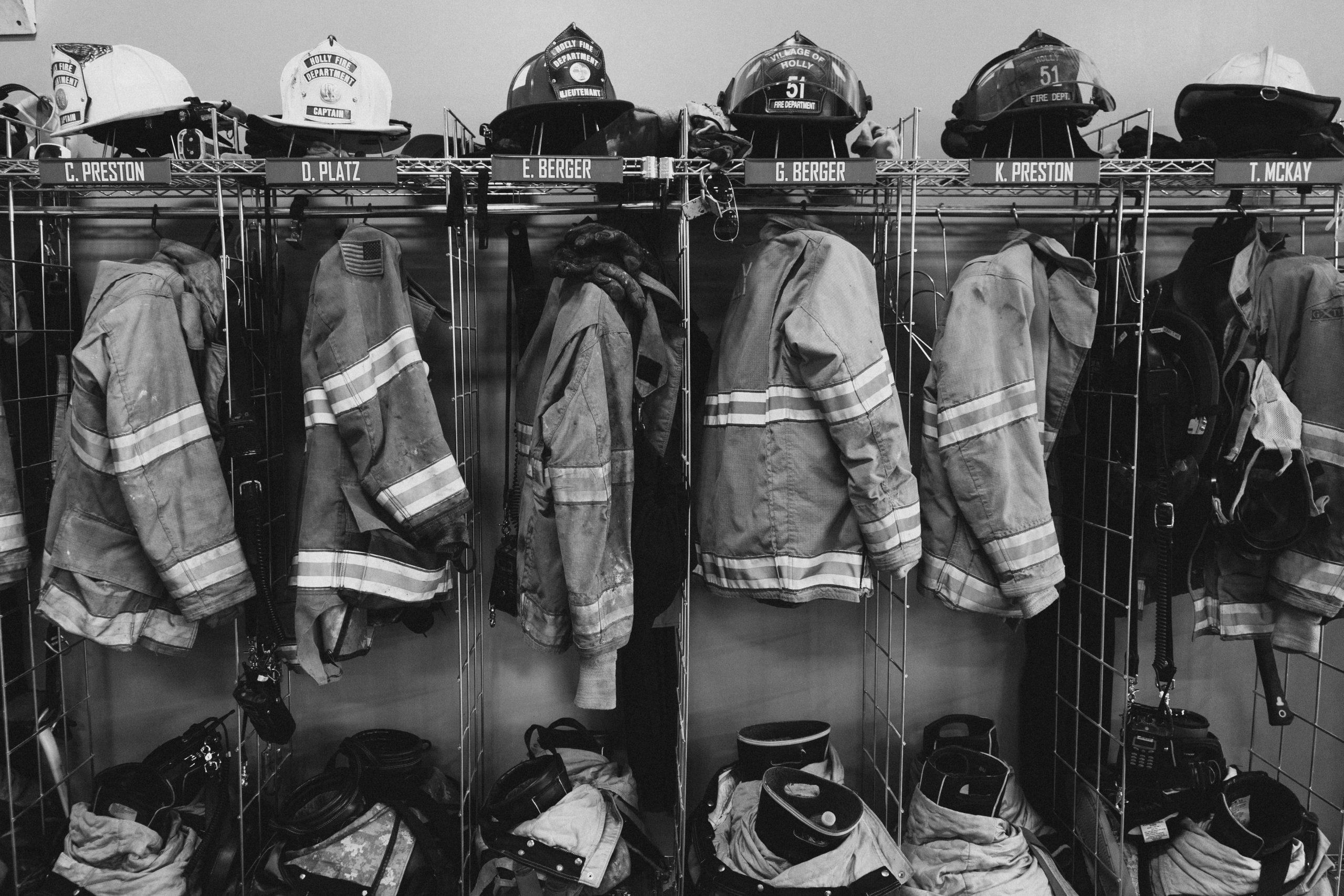Fireman Lockers