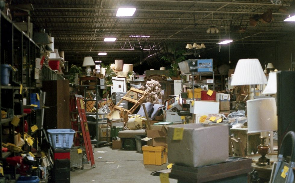 Nelis Disco Auction House in Holly, MI on Fuji Superia