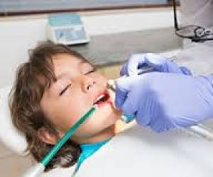 Dental care for toddlers and infants