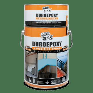 Durostick Duroepoxy 4kg (Α:3,0kg, Β:1,0kg)