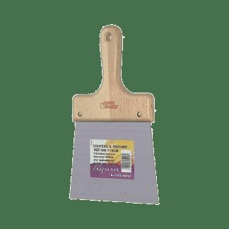 L'Outil 5451 Σπάτουλα μακρυά λάμα ξύλινη λαβή