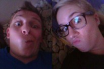 13:50 - doofe Selfies :D