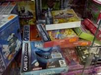 20:29 - Auch diverse Game Boy Advance Spiele gab es :D