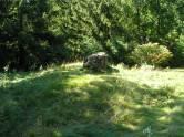 Indian mound in Wakanda Park