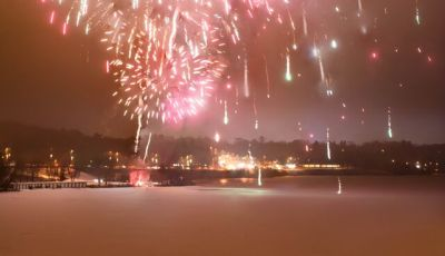 WinterDaze Fireworks