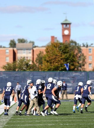 Homecoming is photographed Saturday, October 3, 2015. (UW-Stout photo by Brett T. Roseman)
