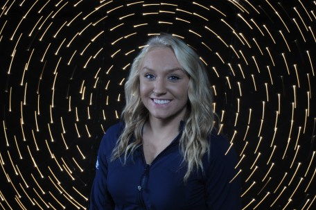 Stout will certainly be looking forward to seeing what Sierra Beaver (Fr, Lancaster, Ohio) will be able to accomplish in this upcoming gymnastics season when they open up against UW-Whitewater on January 13th.