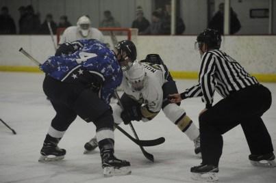 2016 UW-Stout Men's Hockey vs. Eau Claire