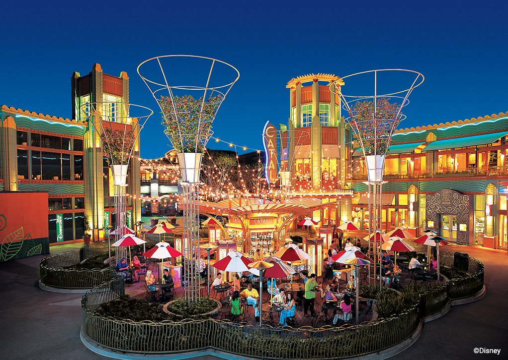 California Stores Disney Downtown