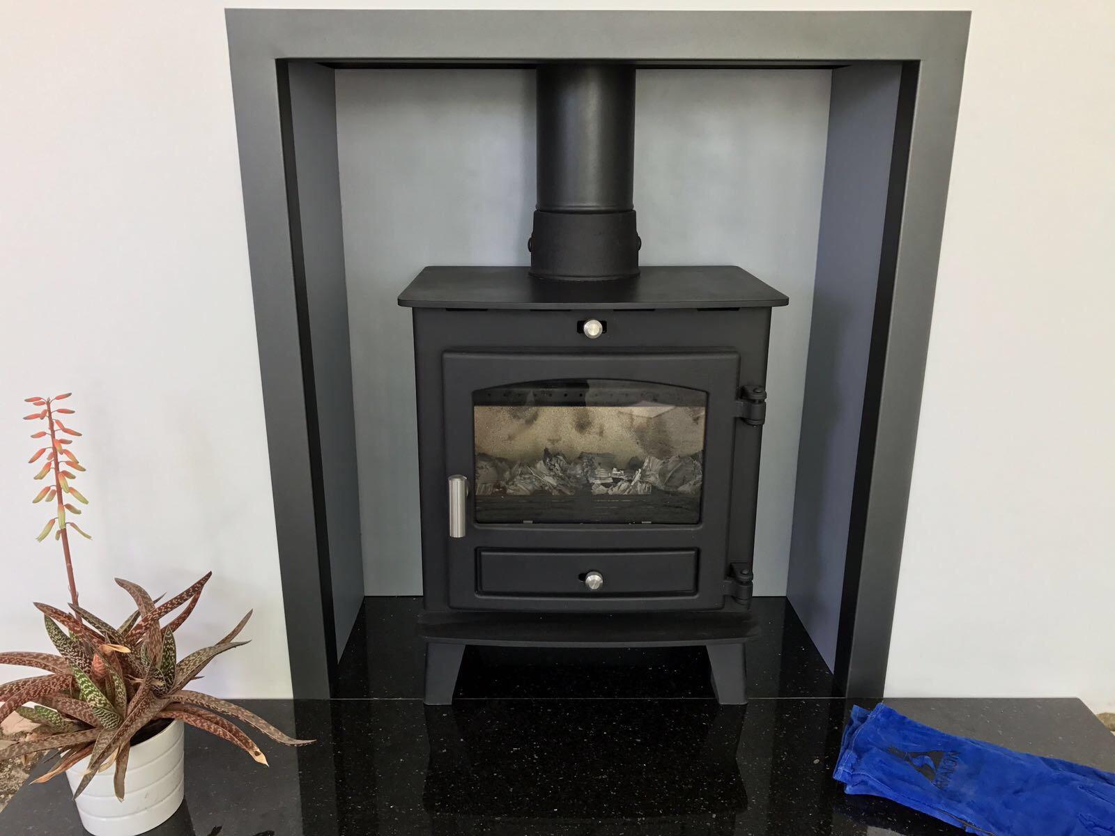 Wood Burner Installation
