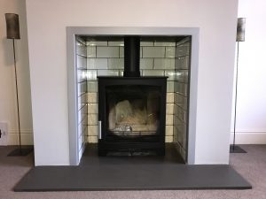 Wood Burner Installation Rochester