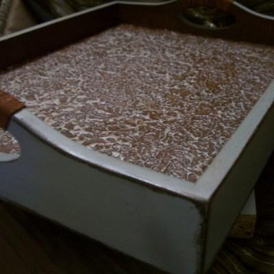 Textured Tray