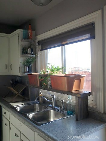 above window kitchen studyfinder over sink or co shelf