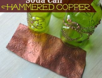 how-to-make-a-faux-hammered-ciopper-look-from-soda-cans