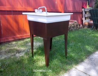 how-to-spray-painted-laundry-tub