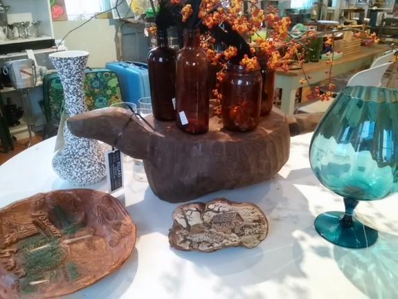 turtle-stool-tree-stump