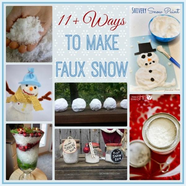 11-ways-to-make-faux-snow, diy snow, http://www.stowandtellu.com